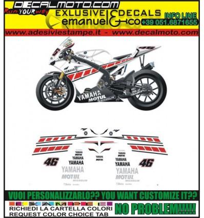 R1 R6 REPLICA MOTO GP VALENCIA 2005