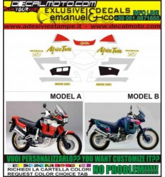 XRV AFRICA TWIN RD04 750 1991