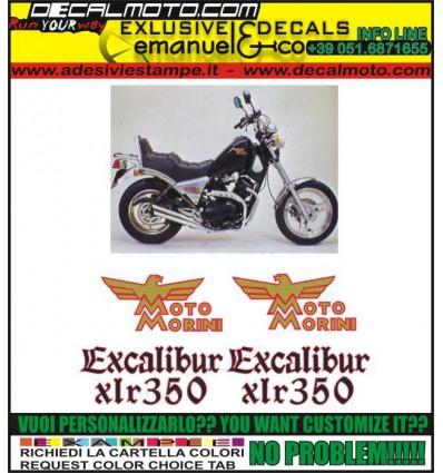 EXCALIBUR XLR 350