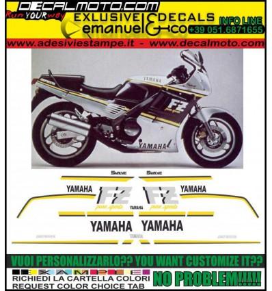 FZ 750 GENESIS 1987