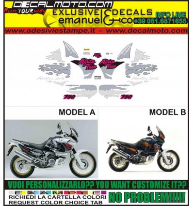 AFRICA TWIN XRV RD07 750 1995