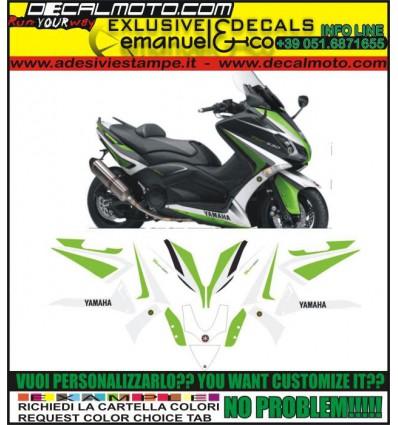 TMAX 2012 - 2014 530 GREEN HOPE
