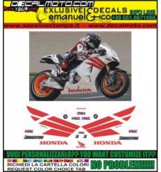 CBR REPLICA 600 1000 RR F TEST VALENCIA 2012