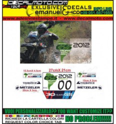 TABELLE TABS GS TROPHY 2012 SOUTH AMERICA