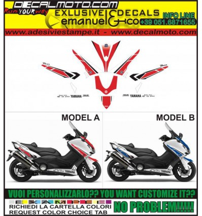 TMAX 2012 - 2014 530 50 TH ANNIVERSARY