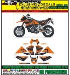 LC8 950 SM SUPERMOTO 2005 FORMANUDESIGN