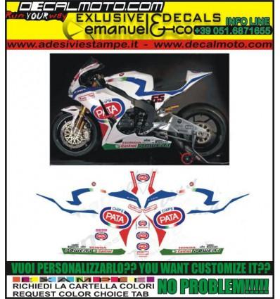 CBR REPLICA 600 1000 RR F TEAM PATA SBK