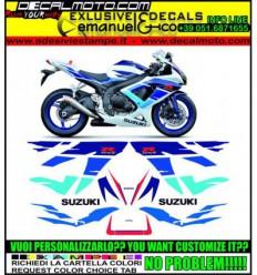 GSXR 750 2010 L0 25 TH ANNIVERSARY