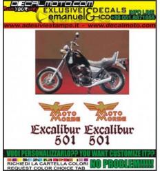 EXCALIBUR 501