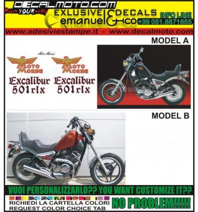 EXCALIBUR RLX 501
