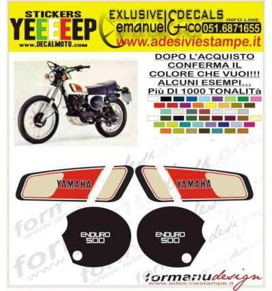 XT 500 1976 ENDURO