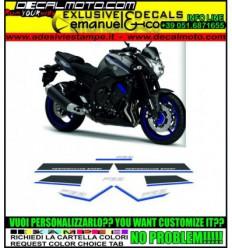 FZ8 BLUE RACE 2013