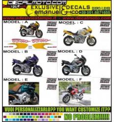 TDM 850 1996 - 1998