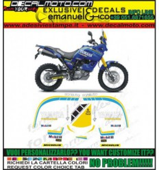 XT 660 Z TENERE 2008 - 2016 REPLICA DAKAR SONAUTO