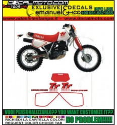 TT 600 N 1989 - 1991 3SW
