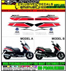 XMAX 125 250 400 2010 - 2013 50 TH ANNIVERSARY