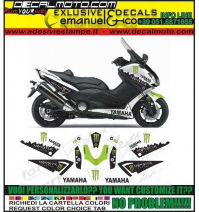 TMAX 530 2012 - 2014 MONSTER