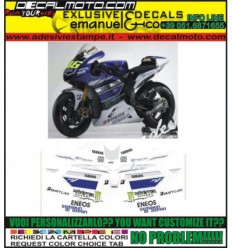 YZF R1 R6 REPLICA MOTO GP M1 2013
