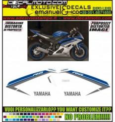 YZF R6 2015 BLUE