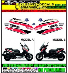 XMAX 125 250 400 2014 - 2016 50 TH ANNIVERSARY