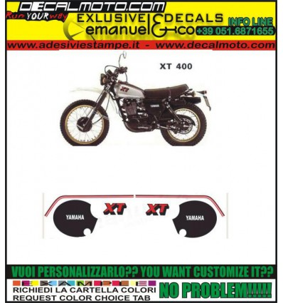 XT 400 1980