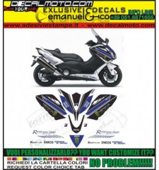 TMAX 2012 - 2014 530 M1 MOTO GP MONSTER