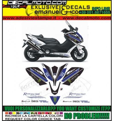 TMAX 530 2012 - 2014 M1 MOTO GP MONSTER