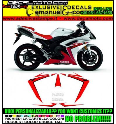 YZF R1 2007 WHITE
