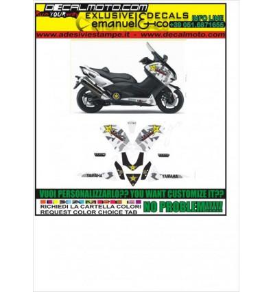 TMAX 530 2012 - 2014 ROCKSTAR