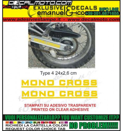 MONOCROSS TYPE 4