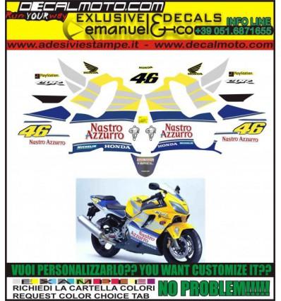 CBR 600 F 2001 SPORT VALENTINO ROSSI