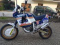 Kit stickers africa twin replica dakar rothmans su base rd03 special di Filippo da Forlì