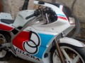 kit stickers Gilera SP02 for Paco Lozano from Granada-ESPANA