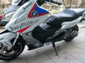 kit stickers bmw C600 Sport Replica sbk for Ivo Goranov of NEXT Premium bikes from Sofia -BULGARIA