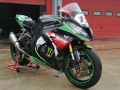 Kit stickers ZX-10R replica SBK World Champion per Riccardo da Bologna Italy