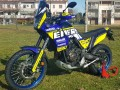kit stickers in Crystal 500 - Tenere 700 Factory Racing per stefano righi da Parma Italy
